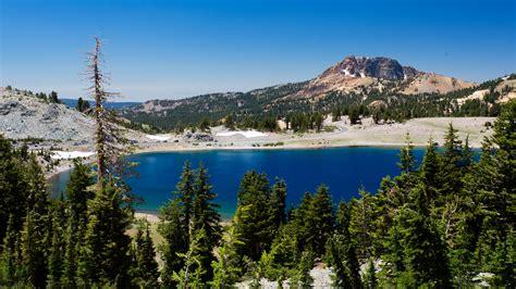 in california lassen volcanic national park national park in