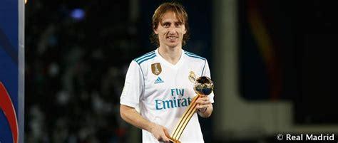 imagenes real madrid gremio modric bal 243 n de oro del mundial de clubes real madrid cf