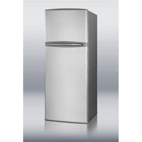 Apartment Size Fridge Weight Summit Ff1425ss 12 7 Cu Ft Apartment Size Refrigerator