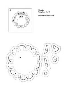 Wreath Template Printable by Wreath Template New Calendar Template Site