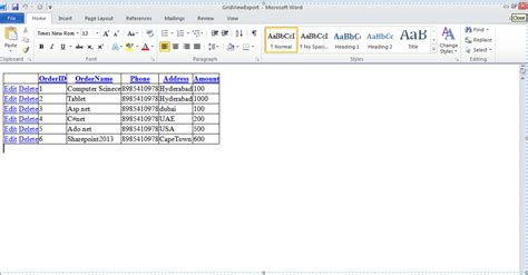 format excel file using c how to export data from gridview to excel sheet in c