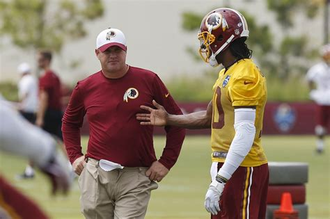 2015 robert griffin iii washington redskins robert griffin iii five reasons redskins are moving on