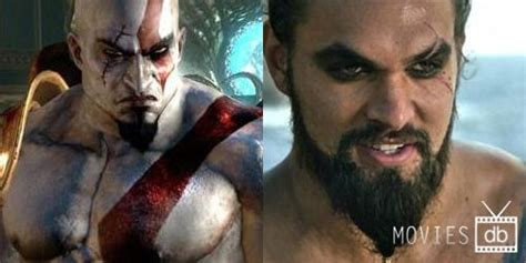 film mirip game god of war actors destined to play video game characters god of war