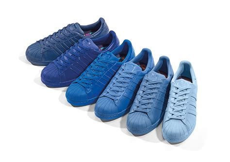 adidas originals x pharrell supercolor superstar pack offspring