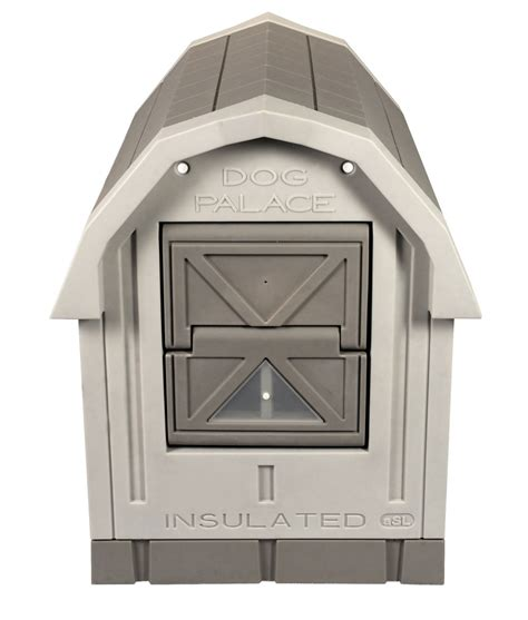 asl insulated dog house dog palace insulated doghouse insulated doghouses by asl solutions inc