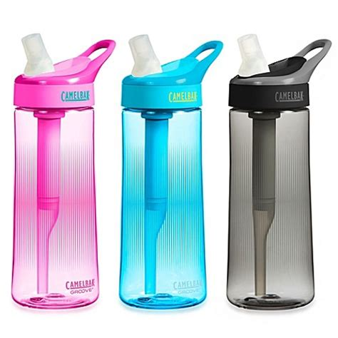 bed bath and beyond water bottle camelbak 174 groove portable filtration water bottle bed bath beyond