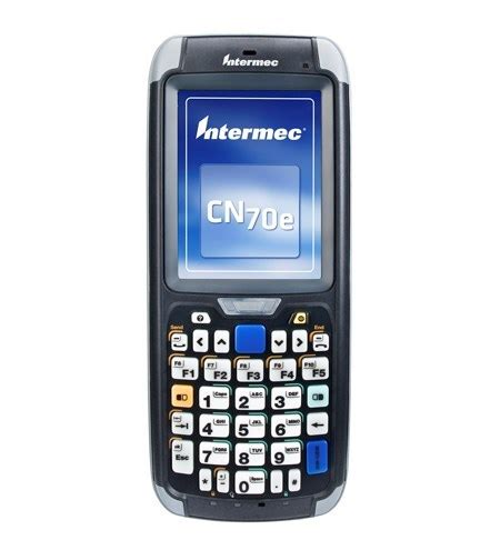 rugged mobile computer buy intermec cn70e ip67 rugged mobile computer the barcode warehouse uk