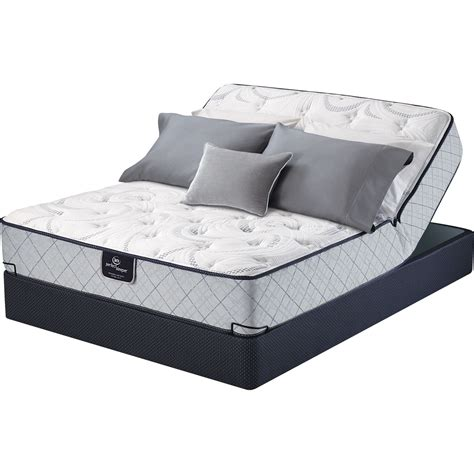 Serta Sleeper Plush Reviews by Serta Sleeper Hanslow Plush Mattress And Pivot