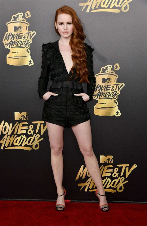 madelaine petsch tv shows and movies madelaine petsch 2017 mtv movie and tv awards in los angeles