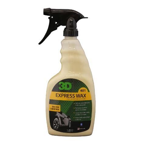 Express Wax 3d express wax rsm detailing