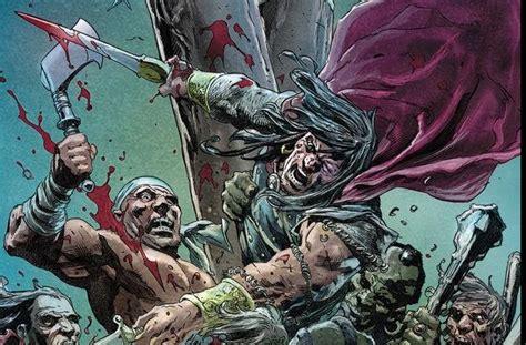 King Conan The Hour Of The Graphic Novel Buruan Ambil preview of king conan the conqueror 1 by truman and giorello