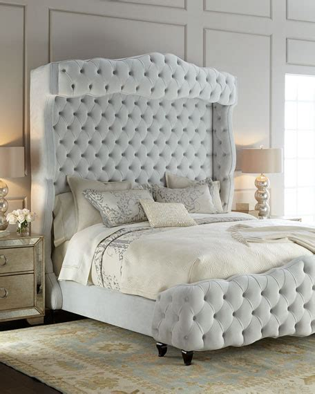 Tufted California King Bed by Haute House Grand Chez Tufted California King Bed