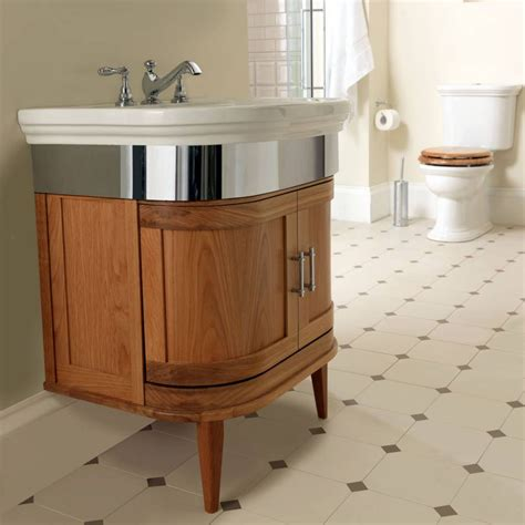 Imperial Bathroom Furniture Imperial Carlyon Thurlestone Vanity Unit With Basin Uk Bathrooms