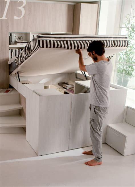fare il letto fare un letto a soppalco idee di design per la casa