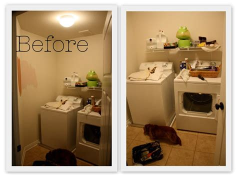 redo your room myers four a laundry room redo