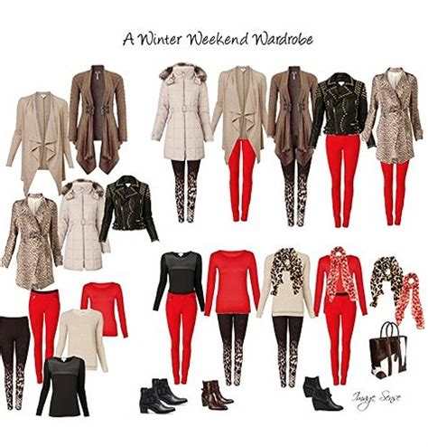 how to build a winter weekend wardrobe s lounge