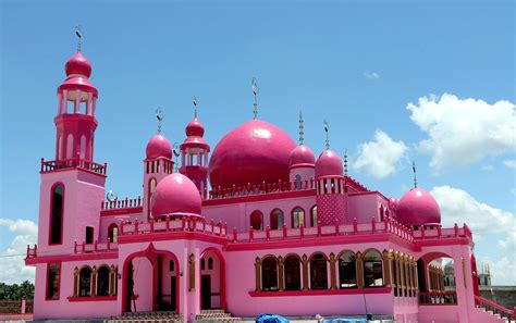 wallpaper masjid cantik latest masjid dimaukom mosque in mindanao thousand wonders