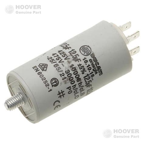 capacitor machine washing machine capacitor 2 5 mf for washing machines hoover spares