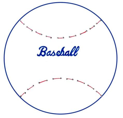 Baseball Template batter up