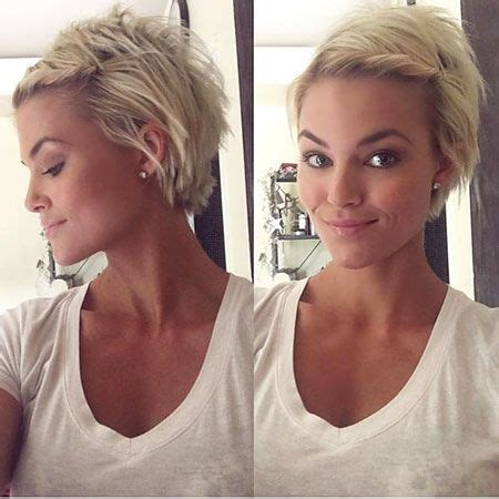 cutting shorter pieces of hair near the face best 25 women short hair ideas on pinterest