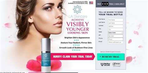 Does Anti Aging Skin Care Really Work by La Skincare Anti Aging Serum Review Does It Really Work