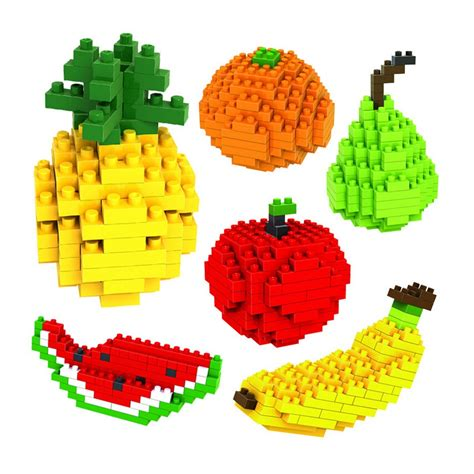 Puzzle Microparticles Blocks Ambulance Toys Multi Color puzzle microparticles blocks watermelon toys multi color jakartanotebook