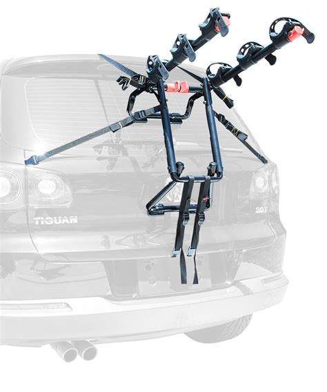 Allen 3 Bike Rack by S 103 Installed On Suv