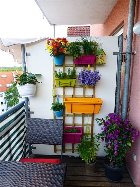 25 best ideas about balcony garden on small