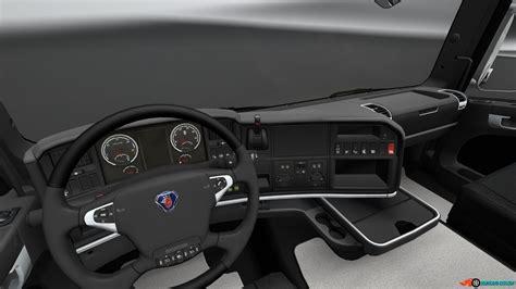 interni camion scania scania interiors