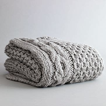 grey cable knit throw blanket gray cable knit throw crochet and knit