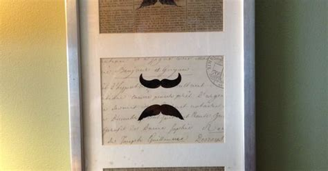 mustache home decor easy and inexpensive diy mustache home decor ikea ribba