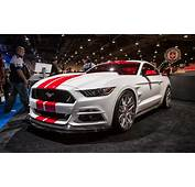 The Ford Mustangs Of SEMA—New Old And Everything In