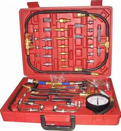 Fuel System Pressure Tester China Fuel Pressure Test Kit Tu 443 China Fuel Pressure