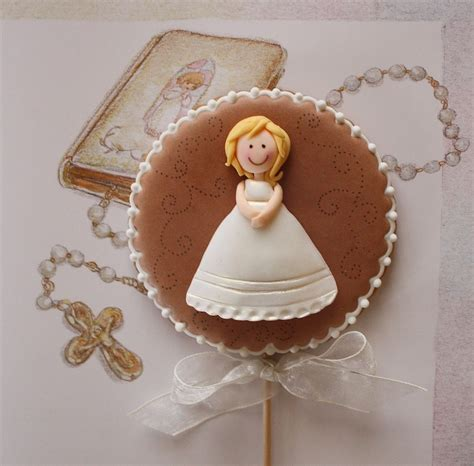 cake chic galletas cuki chic galletas decoradas baby showers chic confirmation and communion