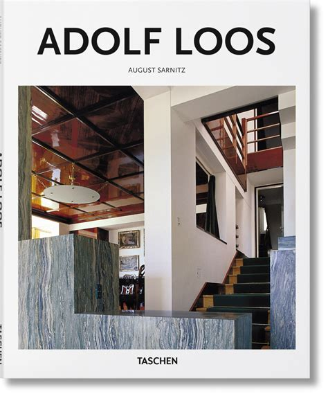 adolf loos basic art 3836544679 adolf loos basic art series taschen books