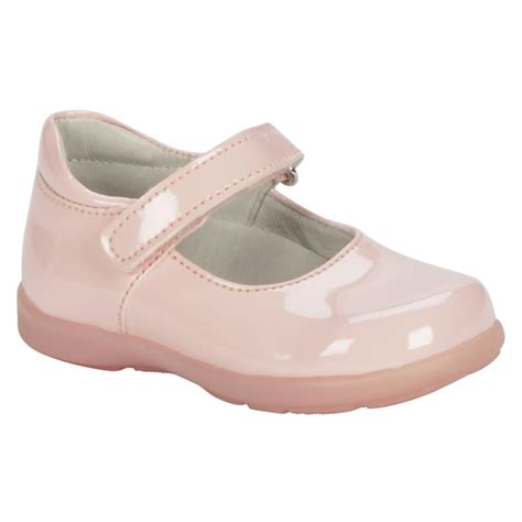 baby dress shoes baby s pink dress shoe find shoes at sears