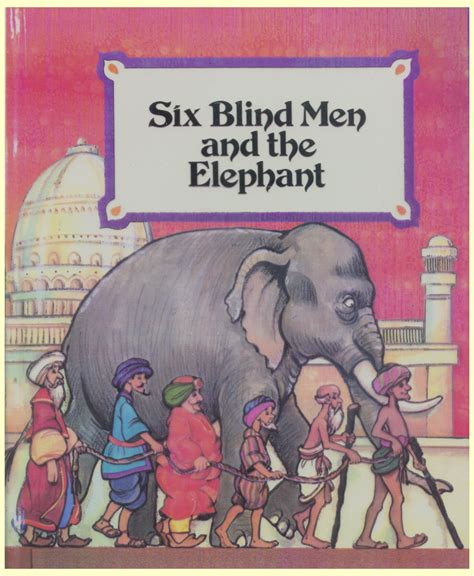 The Six Blind And The Elephant apologetic junkie do all religions lead to god
