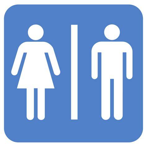 bathroom gender signs free printable restroom signs free download clip art