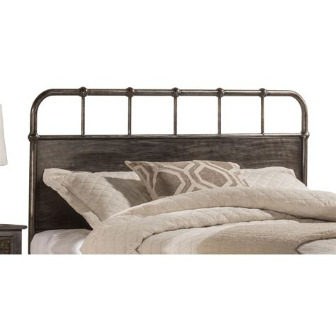hillsdale metal beds black metal queen headboard olinde