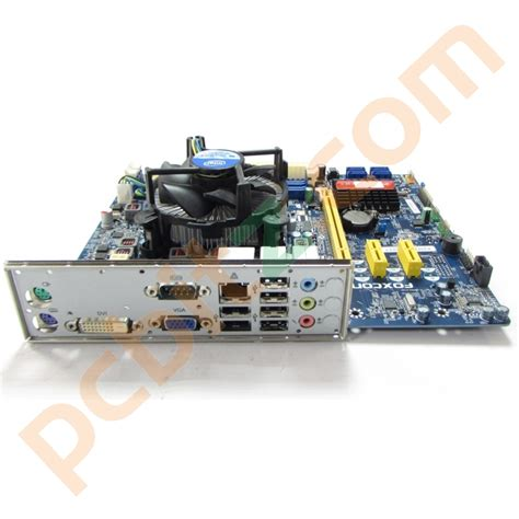 Processor G840 Lga 1155 28 Ghz New Tray foxconn h61mxv v2 0 lga1155 motherboard pentium g840 2 8ghz 2gb ddr3 bundle