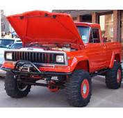 Jeep Honcho History Photos On Better Parts LTD
