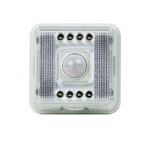 dorcy 2 aa battery operated indoor motion sensing led
