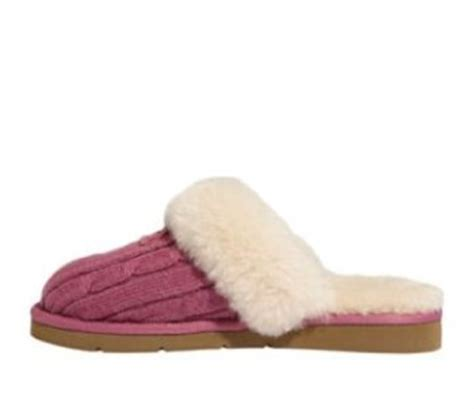 kirkland slippers new kirkland signature cozy knit shearling slippers