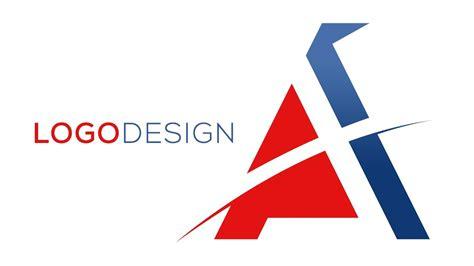 alphabet logo design photoshop alphabet a photoshop logo tutorials with free source