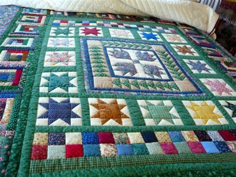 Handmade Amish Quilts - handmade amish quilt photos country home