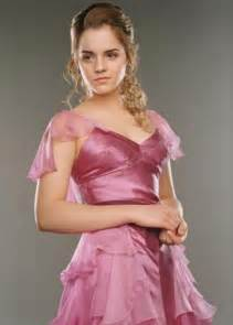 hermione granger yule dress