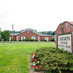 carmon community funeral homes funeral services