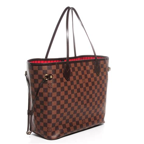 Neverfull Damiere louis vuitton damier ebene neverfull mm 99113