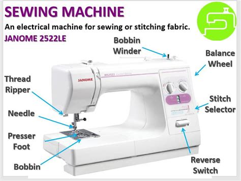 sewing machine diagram sewing machine diagram www pixshark images