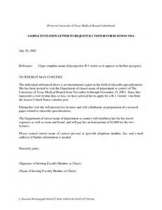 Best photos of invitation letter for international visitors